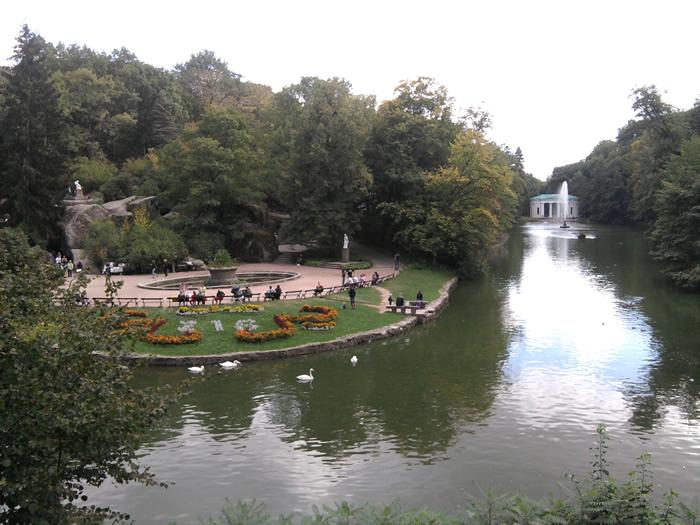 Умань - город для романтического уик-энда или веселого семейного отдыха